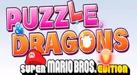 Videojuego que reúne a Puzzle & Dragons y Super Mario Bros.
