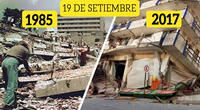 Los mexicanos revivieron su peor pesadilla tras 32 años de de aguantar un terremoto que casi cancela un mundial.