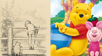 Anteriormente se subastó la misma imagen trabajada en lápiz pero alcanzó solo los 90 mil dólares.