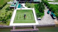 La mansión está valorizada en 9 millones de dólares