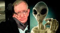 El científico advirtió a la humanidad evitar todo tipo de contacto con una posible civilización alienígena