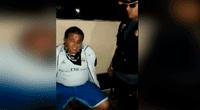 La actitud relajada del ladrón ha llamsdo la atención de los cibernautas