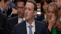 El dueño de Facebook no puedo ocultar su incomodidad