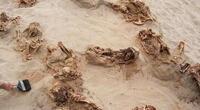 Los arqueólogos revelaron que este masivo sacrificio ocurrió hace 550 años