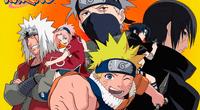 Naruto, manga escrito e ilustrado por Masashi Kishimoto.