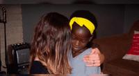 Fue adoptada en Uganda, pero ella tenía madre y hermanos.