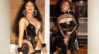 Nicki Minaj luce increíble.