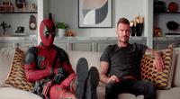 La divertida escena forma parte de un video promocional para Deadpool 2