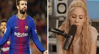 Esto es lo que realizó Gerard Piqué durante su ausencia de Shakira.