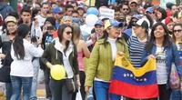 Cada vez más venezolanos se ven obligados a dejar su país.
