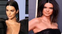 Kendall Jenner subió sexy foto en topless, pero internautas la criticaron por exceso de Photoshop