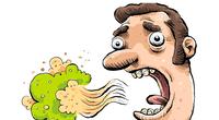 El mal aliento se genera por la acumulación de bacterias en las encías, dientes y lengua.