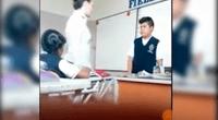 Se desconoce si la maestra fue retirada de la escuela.