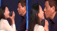 El presidente de Filipinas ha sido acusado de abuso de poder y falta de respeto a mujeres