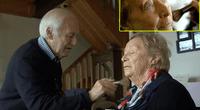 Ambos tienen 84 años.
