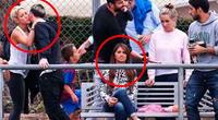 La prensa española encendió los rumores de una pelea entre ellas.