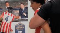 Eugenio Derbez irrumpió set de televisión y seguridad lo sacó a la fuerza