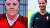 Marina Bogomolova bajó más de 90 kilos en 6 meses con el único fin de conocer a Cristiano Ronaldo