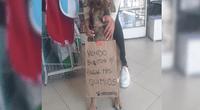 """Norberto se dedica a vender sus """"busitos"""" para pagar su tratamiento."""