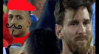 Argentina cayó por 4-3 ante Francia y quedó eliminado del Mundial Rusia 2018