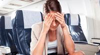 """Mareo por movimiento o """"cinetosis"""" es uno de los males que padecen algunas personas durante los viajes"""