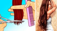 Es fals la idea de que cortarse el cabello ayuda a hacerlo crecer