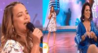 Adamari López sorprendió a más de una cantando popular tema de Alejandra Guzmán