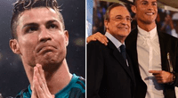 Uno de los motivos que suena con fuerza entre la prensa internacional es su relación con Florentino Pérez.