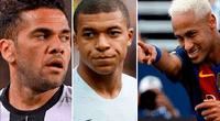 Según la madre del futbolista francés, él y Neymar no se llevarían nada bien.