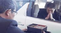 Japón implementó un moderno negocio para personas con escaso tiempo que quieran asistir a un funeral