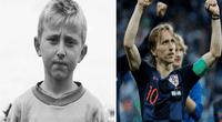 Luka Modric tuvo que ver cómo mataban a su abuelo durante la guerra de Crocacia