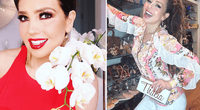 Thalía se convirtió en Rosalinda y enamoró a todos.