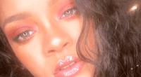 La imagen tuvo cientos de comentarios y muestras de afecto y admiración por parte de los seguidores de Rihanna.