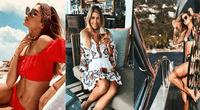 Hija de Luis Miguel derrocha sensualidad en Instagram.