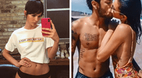 Sexy novia de Neymar arranca más de un suspiro.