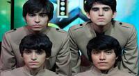 Así lucen ahora los imitadores de The Beatles.