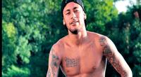 El brasilero regresó hasta Brasil para realizarse el tatuaje.