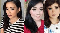 Asiáticas se quitaron el maquillaje y lucieron irreconocibles.