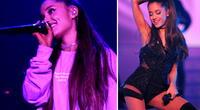 Ariana Grande no dudó en complacer a su seguidor.