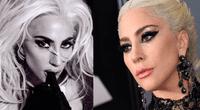 Lady Gaga burló la censura de Instagram y publicó fotos de ella completamente desnuda