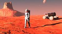 Los planes para vivir en Marte van en serio.