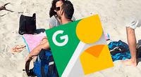 Google Maps captó extraña imagen de enamorados que desconcertó a los internautas