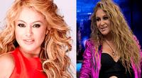 Paulina Rubio apareció como invitada en un programa español y nuevo aspecto de su rostro generó polémica en las redes