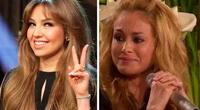 Aseguran que Thalía volvió a humillas a Paulina rubio.