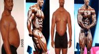 Tardó 10 años en formar su cuerpo para ganar el campeonato.