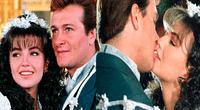 Actor contó desagradable experiencia cuando le tocaba darse un beso con Thalía en novela María Mercedes