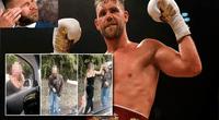 El propio deportista publicó el video donde muestra una actitud reprochable.