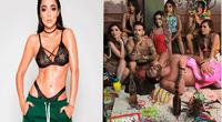 Las fotografías fueron filtradas por una cuenta falsa de la actriz.