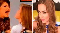 La actriz actualmente tiene 37 años.