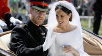 Meghan Markle contó que usó tradición anglosajona en el velo de su vestido de boda con el príncipe Harry